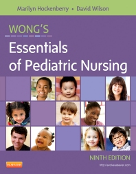 Wong's Essentials of Pediatric Nursing, 9th Edition,Marilyn Hockenberry,David Wilson,ISBN9780323083430