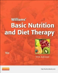 Williams' Basic Nutrition & Diet Therapy - 14th Edition - ISBN: 9780323112154