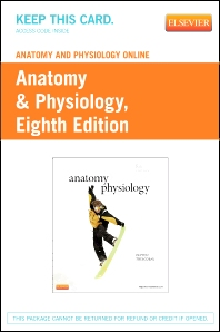 Anatomy and Physiology Online for Anatomy and Physiology (Access Code) - 8th Edition