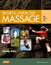 Cover image for Sports & Exercise Massage