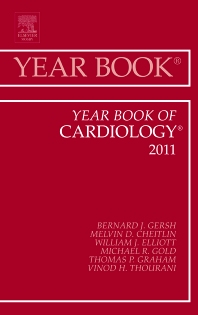 Cover image for Year Book of Cardiology 2011