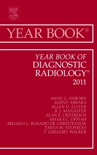 Cover image for Year Book of Diagnostic Radiology 2011
