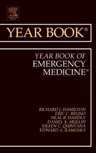 Cover image for Year Book of Emergency Medicine 2011