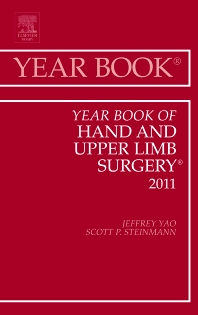 Cover image for Year Book of Hand and Upper Limb Surgery 2011