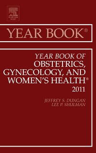 Cover image for Year Book of Obstetrics, Gynecology and Women's Health