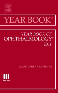 Cover image for Year Book of Ophthalmology 2011