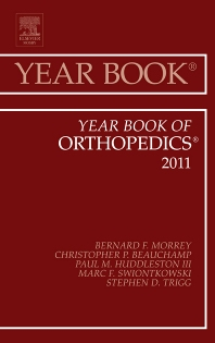 Cover image for Year Book of Orthopedics 2011
