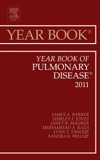 Cover image for Year Book of Pulmonary Diseases 2011
