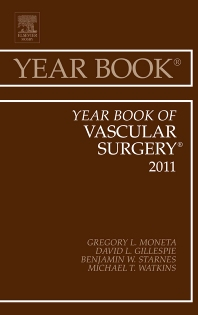 Cover image for Year Book of Vascular Surgery 2011