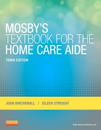 Cover image for Mosby's Textbook for the Home Care Aide