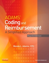 Cover image for Adams' Coding and Reimbursement