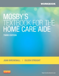 Cover image for Workbook for Mosby's Textbook for the Home Care Aide