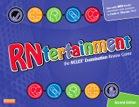 Cover image for RNtertainment: The NCLEX® Examination Review Game