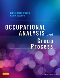 Cover image for Occupational Analysis and Group Process