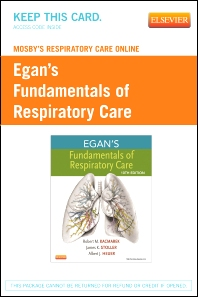 Mosby's Respiratory Care Online for Egan's Fundamentals of Respiratory Care