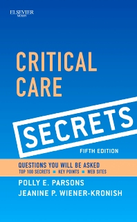Cover image for Critical Care Secrets