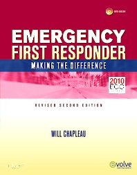Emergency First Responder (Revised Reprint) - Textbook and RAPID First Responder Package Revised Reprint