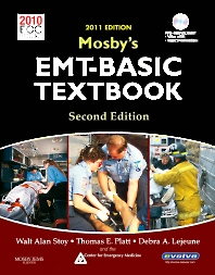 Mosby's EMT Textbook - Revised Reprint, 2011 Update
