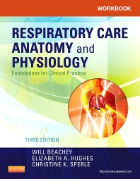 Cover image for Workbook for Respiratory Care Anatomy and Physiology