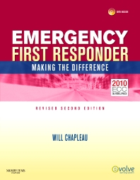 Emergency First Responder - Revised Reprint