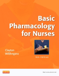 Cover image for Basic Pharmacology for Nurses