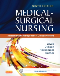 Medical-Surgical Nursing, 9th Edition,Sharon Lewis,Shannon Dirksen,Margaret Heitkemper,Linda Bucher,ISBN9780323086783