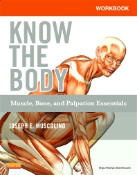 Cover image for Workbook for Know the Body: Muscle, Bone, and Palpation Essentials