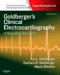 Cover image for Clinical Electrocardiography: A Simplified Approach