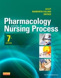 Cover image for Pharmacology and the Nursing Process