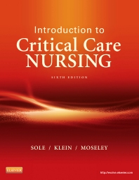 Cover image for Introduction to Critical Care Nursing