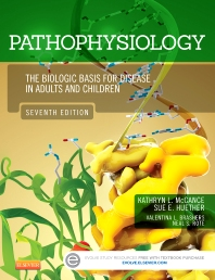 Pathophysiology, 7th Edition,Kathryn McCance,Sue Huether,ISBN9780323088541