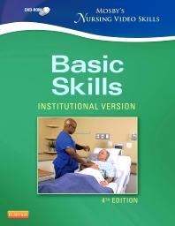 Mosby's Nursing Video Skills - Basic Skills DVD - 4th Edition - ISBN: 9780323088596