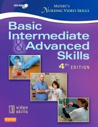 Mosby's Nursing Video Skills - Student Version DVD