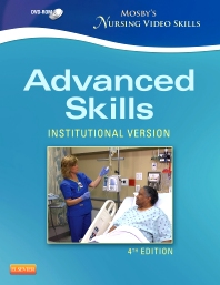 Mosby's Nursing Video Skills - Advanced Skills DVD