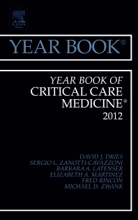 Cover image for Year Book of Critical Care Medicine 2012