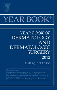 Cover image for Year Book of Dermatology and Dermatological Surgery 2012