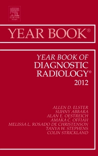 Cover image for Year Book of Diagnostic Radiology 2012