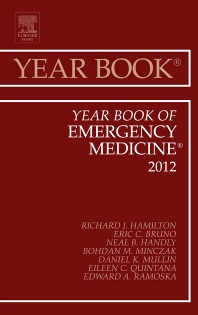 Cover image for Year Book of Emergency Medicine 2012
