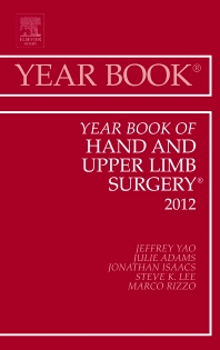 Cover image for Year Book of Hand and Upper Limb Surgery 2012