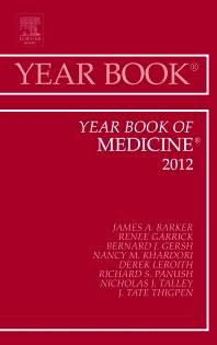 Cover image for Year Book of Medicine 2012