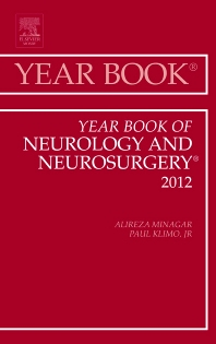 Cover image for Year Book of Neurology and Neurosurgery