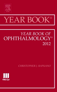 Cover image for Year Book of Ophthalmology 2012