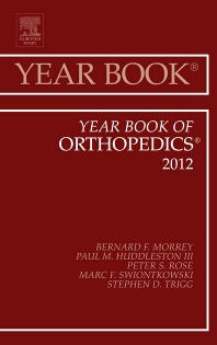 Cover image for Year Book of Orthopedics 2012