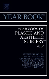 Cover image for Year Book of Plastic and Aesthetic Surgery 2012