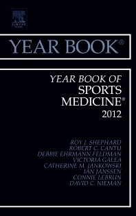 Cover image for Year Book of Sports Medicine 2012