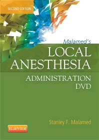 Malamed's Local Anesthesia Administration DVD, 2nd Edition,Stanley Malamed,ISBN9780323089166