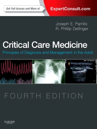 Critical Care Medicine, 4th Edition,Joseph Parrillo,R. Phillip Dellinger,ISBN9780323089296