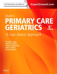 Ham's Primary Care Geriatrics - 6th Edition - ISBN: 9780323089364, 9780323297912