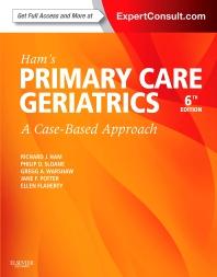 Cover image for Ham's Primary Care Geriatrics