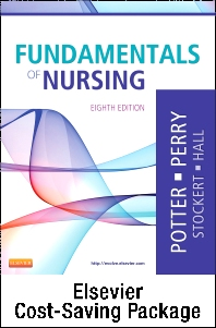 Fundamentals of Nursing Textbook 8e and Mosby's Nursing Video Skills Student Version Online (Access Card) 4e Package